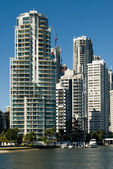 Canal Scene, Surfers Paradise, Queensland, Australia — Stock Photo