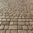 Stock Photo: Beige pavement
