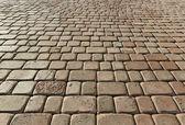 Pavimentazione beige — Foto Stock