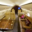 Business jet - Stock Photo