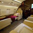 Business jet - Foto Stock