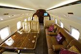 Business jet — Stock Photo
