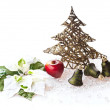 Christmas still life — Stock Photo #7325681
