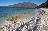 Kefalonia strand — Stockfoto