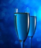 Шампанской — Стоковое фото