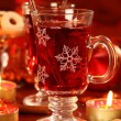 Hot wine punch — Stock Photo #6908551