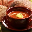 Goulash soup — Stock Photo #6908597