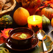 Stock Photo: Goulash soup for Thanksgiving