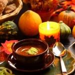 Goulash soup for Thanksgiving — Stock Photo