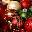 Christmas ornaments — Stockfoto #7471699