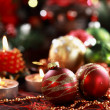 Christmas ornaments — Stockfoto #7573632