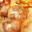 Christmas ornaments — Stockfoto #7683590
