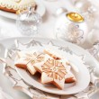 Gingerbread for Christmas — Foto Stock