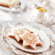 Gingerbread for Christmas — Stockfoto