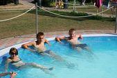Bazén — Stock fotografie