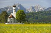 Bavyera kilisesi — Stok fotoğraf