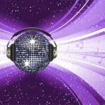 Disco light explosion — Stock Vector #7926131