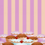 Yummy Cupcakes2 — Stock Vector #7929813