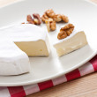 Brie cheese — Stock Photo #6999723