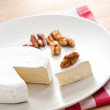 Royalty-Free Stock Photo: Brie cheese