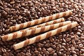 Coffee rolls — Stock Photo