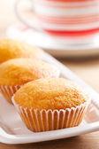 Sweet muffins — Stock Photo