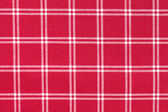 White and red checkered pattern — Stock Photo