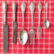 Old cutlery — Stock Photo #7098968