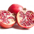 Sweet pomegranate — Stock Photo