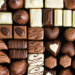 Royalty-Free Stock Photo: Various chocolate pralines