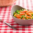 Mixed vegetables — Stock Photo