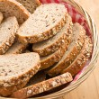 Foto Stock: Whole wheat bread