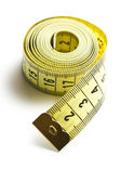 Yellow measuring tape — Photo
