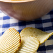 Potato chips — Stock Photo