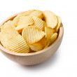 Potato chips — Stock Photo #7154290