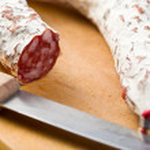 French white sausage — Stock Photo #7154404
