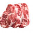 Raw juicy meat — Stock Photo #7173846