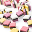 Stock Photo: Liquorice confectionery