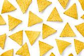 The nachos chips — Stock Photo