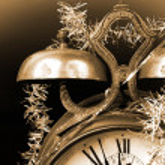 Vintage New Year 2012 — Stock Photo #7627989