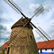 Old windmill — Stock Photo #7687051