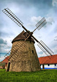 Old windmill — Stock Photo