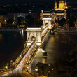 Stock Photo: Budapest by night