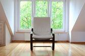 Rocking chairs — Stock Photo