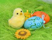 Ovos de páscoa — Fotografia Stock