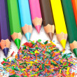 Set of colored pencils — Stock Photo #7955093