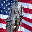 ������, ������: Statue of George Washington