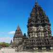 Prambanan, Hindu temple — Stock Photo