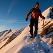 Mountaineering — Stock Photo #7154832