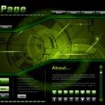 página web — Vector de stock
